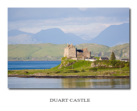 Photo Gallery ~ Duart Castle