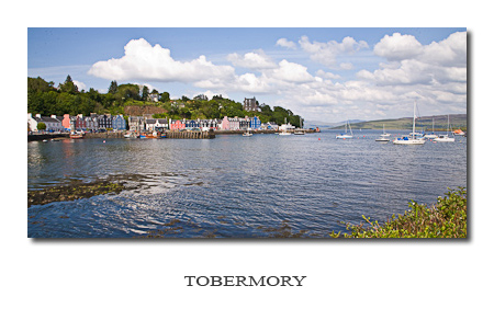 Photo Gallery ~ Tobermory