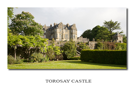 Photo Gallery ~ Torosay Castle