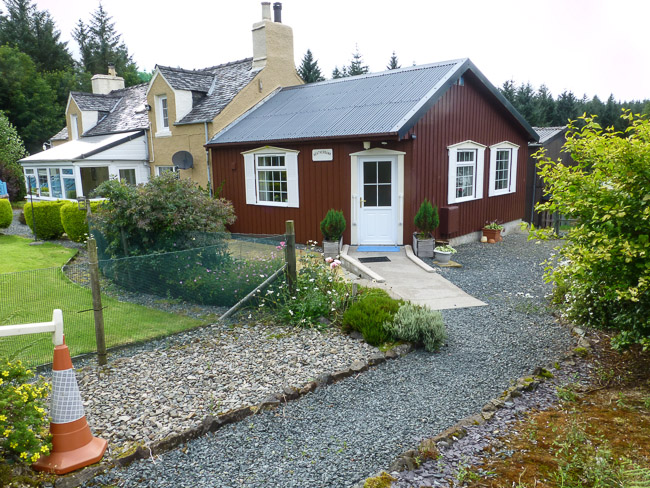 Heatherbank Self Catering Apartment Balmeanach Fishnish