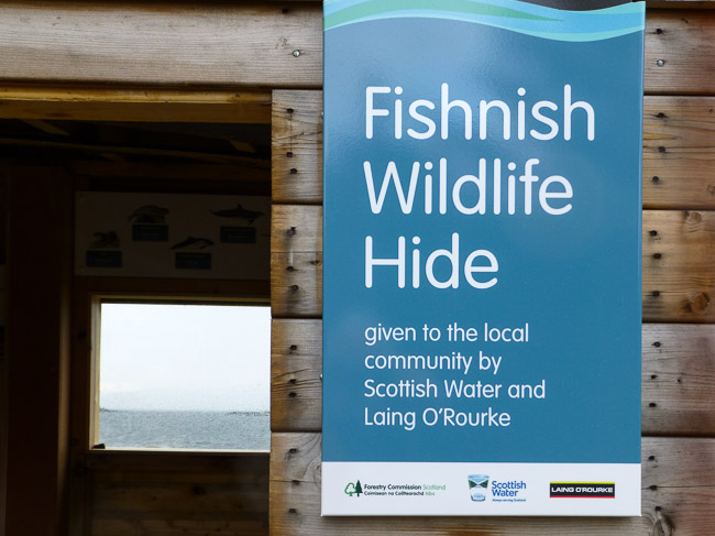 Fishnish Wildlife Hide